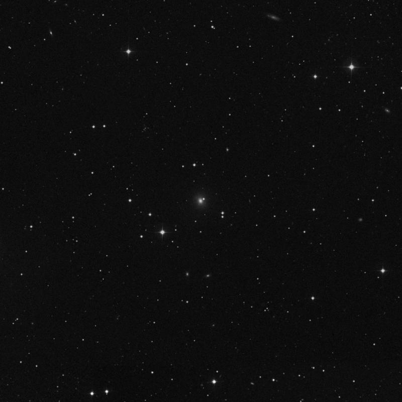 Image of NGC 2800 - Elliptical Galaxy in Ursa Major star