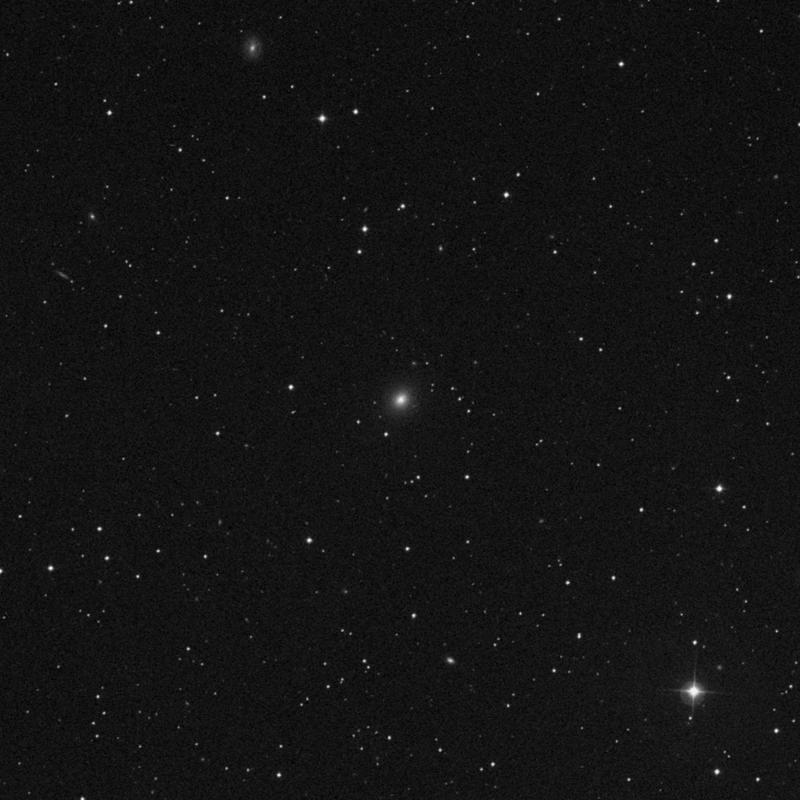 Image of NGC 2810 - Elliptical Galaxy in Ursa Major star