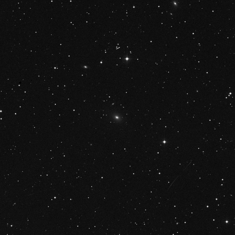 Image of NGC 2819 - Elliptical Galaxy in Cancer star