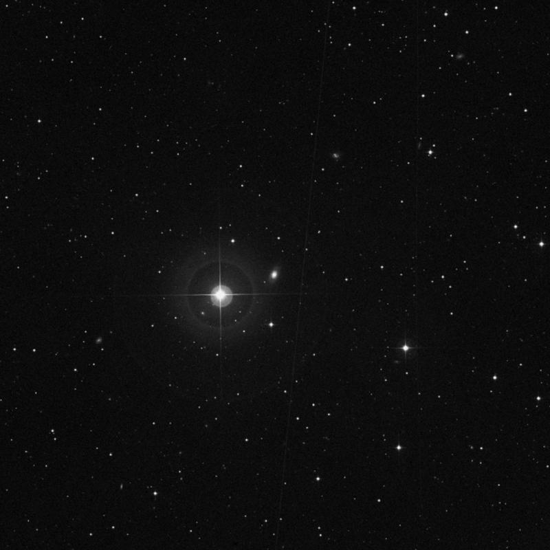 Image of NGC 2824 - Lenticular Galaxy in Cancer star