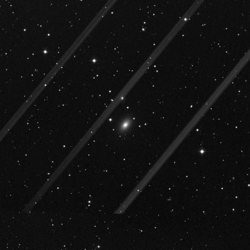 Image of NGC 2880 - Elliptical/Spiral Galaxy in Ursa Major star