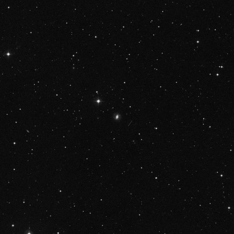 Image of NGC 2893 - Lenticular Galaxy in Leo star