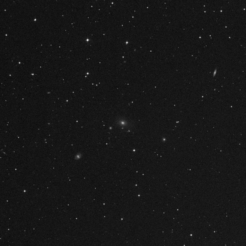 Image of NGC 2965 - Lenticular Galaxy in Leo Minor star