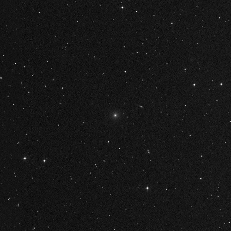 Image of NGC 3012 - Elliptical Galaxy in Leo Minor star