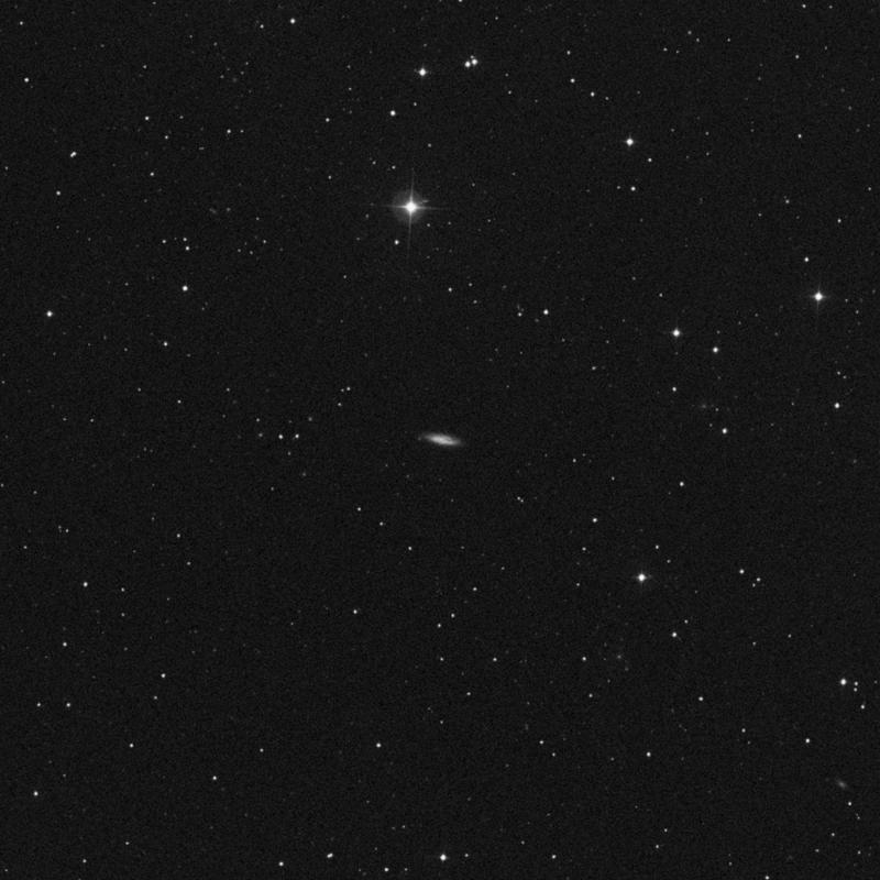 Image of NGC 3043 - Barred Spiral Galaxy in Ursa Major star