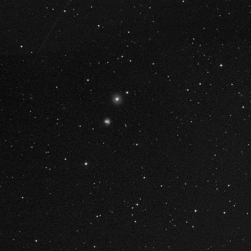 Image of NGC 3063 - Double Star in Ursa Major star