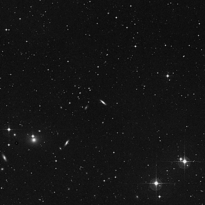 Image of NGC 3083 - Barred Spiral Galaxy star