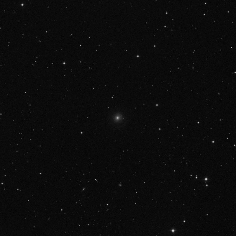Image of NGC 3106 - Lenticular Galaxy in Leo Minor star