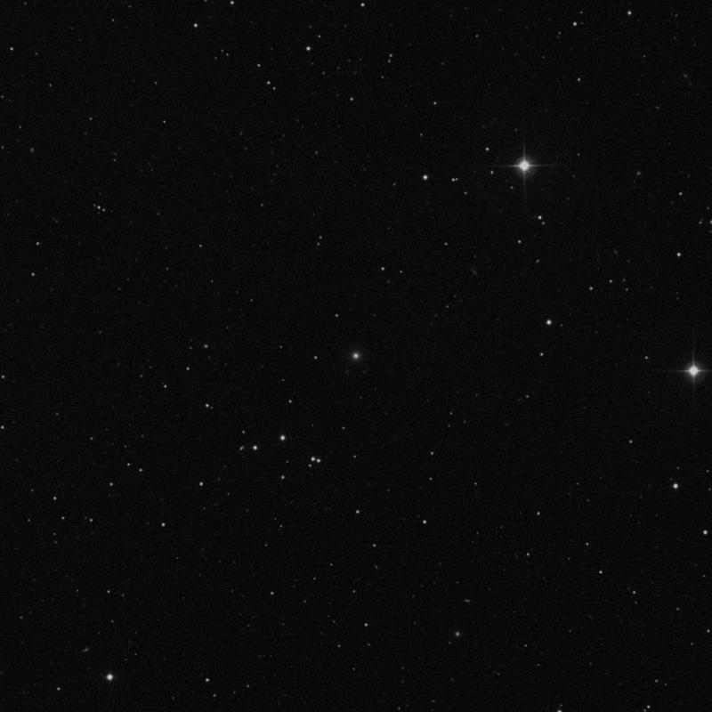 Image of NGC 3116 - Elliptical Galaxy in Leo Minor star