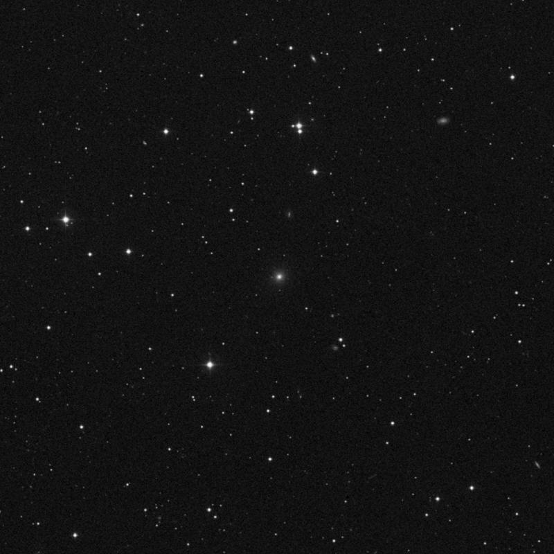 Image of NGC 3117 - Elliptical Galaxy star