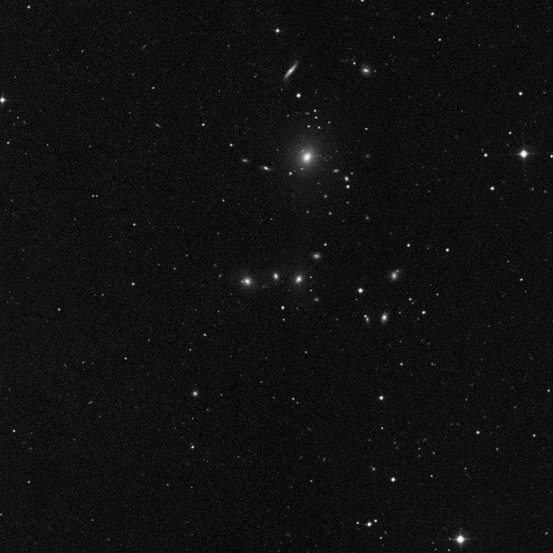 Image of NGC 3161 - Elliptical Galaxy in Leo Minor star