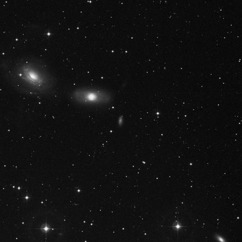 Image of NGC 3165 - Spiral Galaxy star