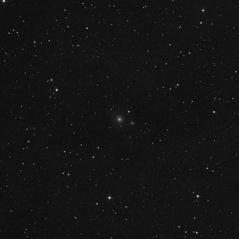 Image of NGC 3172 - Lenticular Galaxy in Ursa Minor star