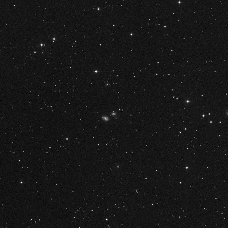 Image of NGC 3212 - Barred Spiral Galaxy in Draco star