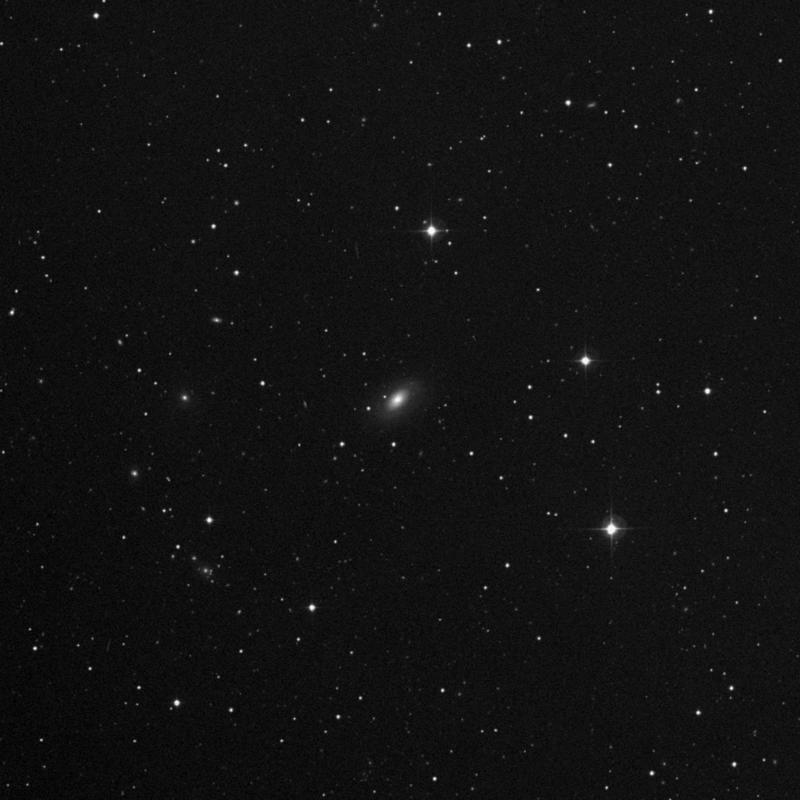 Image of NGC 3248 - Lenticular Galaxy in Leo star