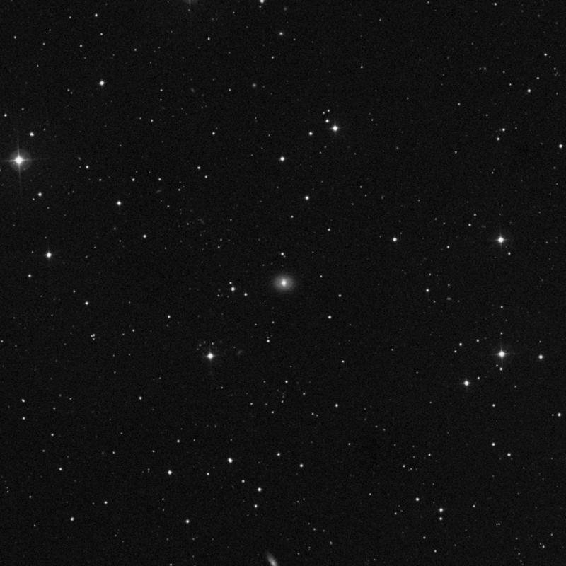 Image of NGC 3266 - Lenticular Galaxy in Ursa Major star