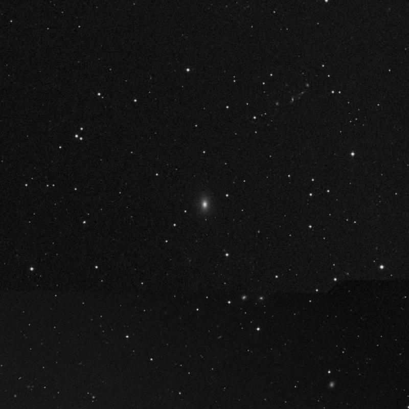 Image of NGC 3352 - Lenticular Galaxy in Leo star
