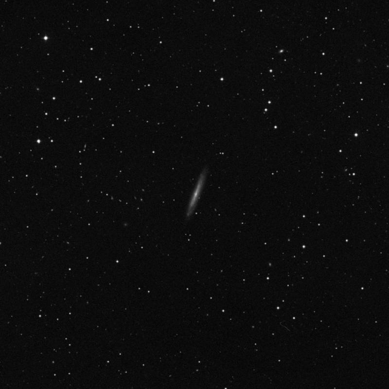 Image of NGC 3365 - Spiral Galaxy star