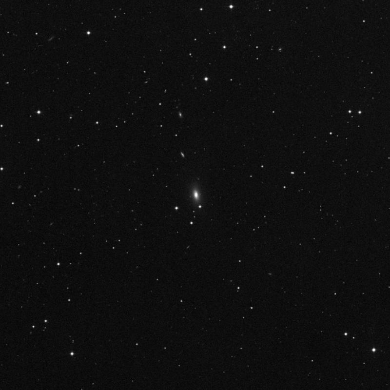 Image of NGC 3415 - Lenticular Galaxy in Ursa Major star