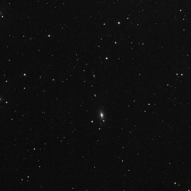 Image of NGC 3416 - Spiral Galaxy in Ursa Major star
