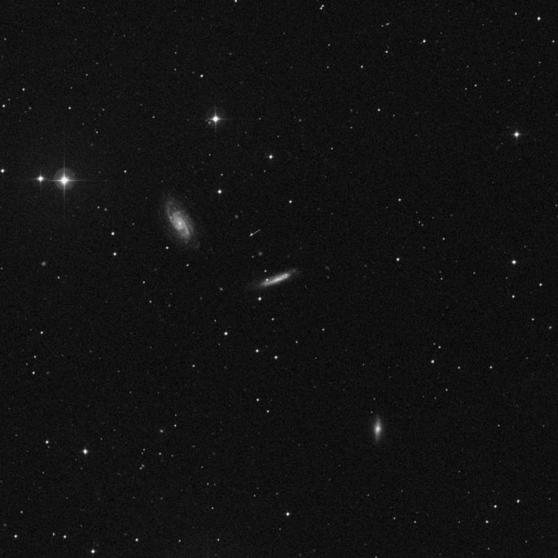 Image of NGC 3424 - Barred Spiral Galaxy in Leo Minor star