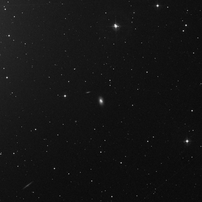 Image of NGC 3471 - Barred Spiral Galaxy in Ursa Major star