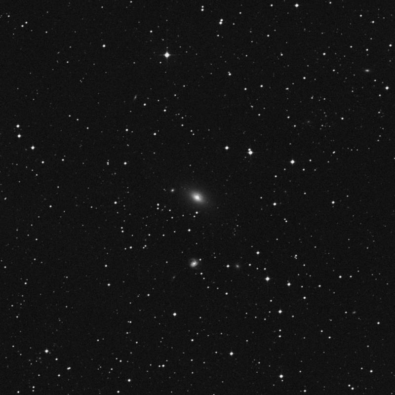 Image of NGC 3497 - Lenticular Galaxy star