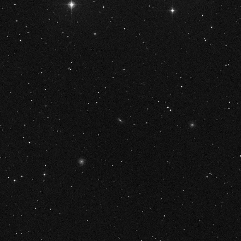 Image of NGC 3500 - Spiral Galaxy star