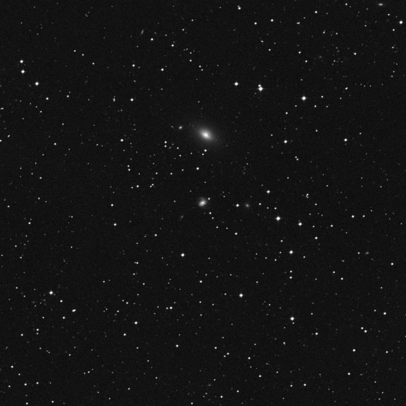 Image of NGC 3529 - Barred Spiral Galaxy star