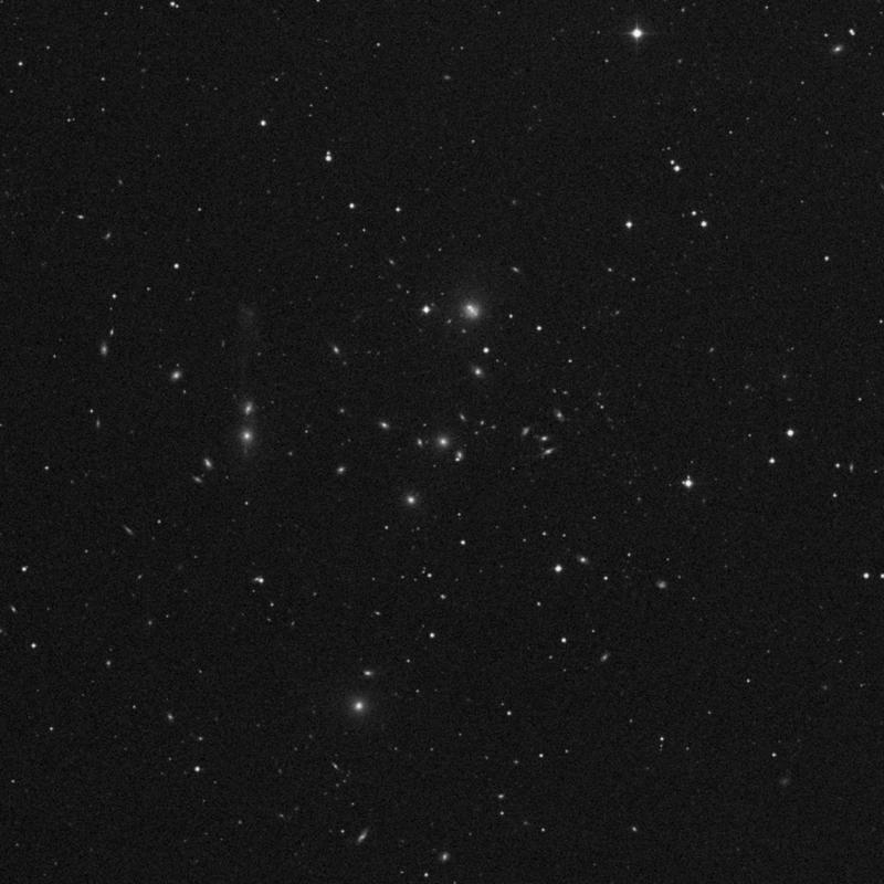 Image of NGC 3552 - Elliptical/Spiral Galaxy in Ursa Major star