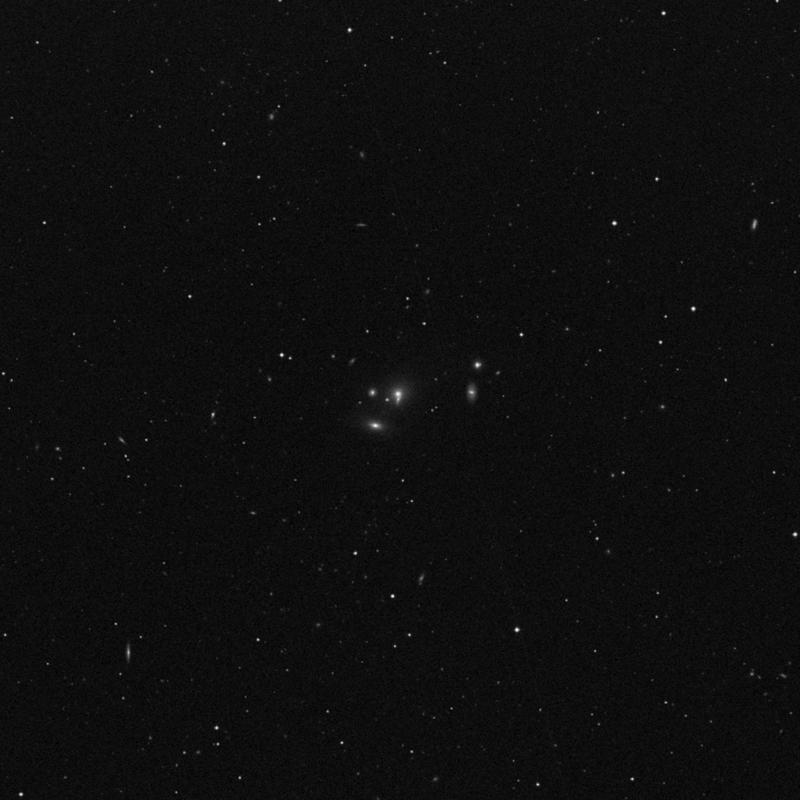 Image of NGC 3651 NED02 - Lenticular Galaxy in Leo star