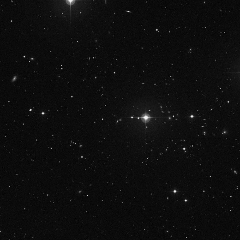 Image of IC 937 - Spiral Galaxy in Ursa Major star