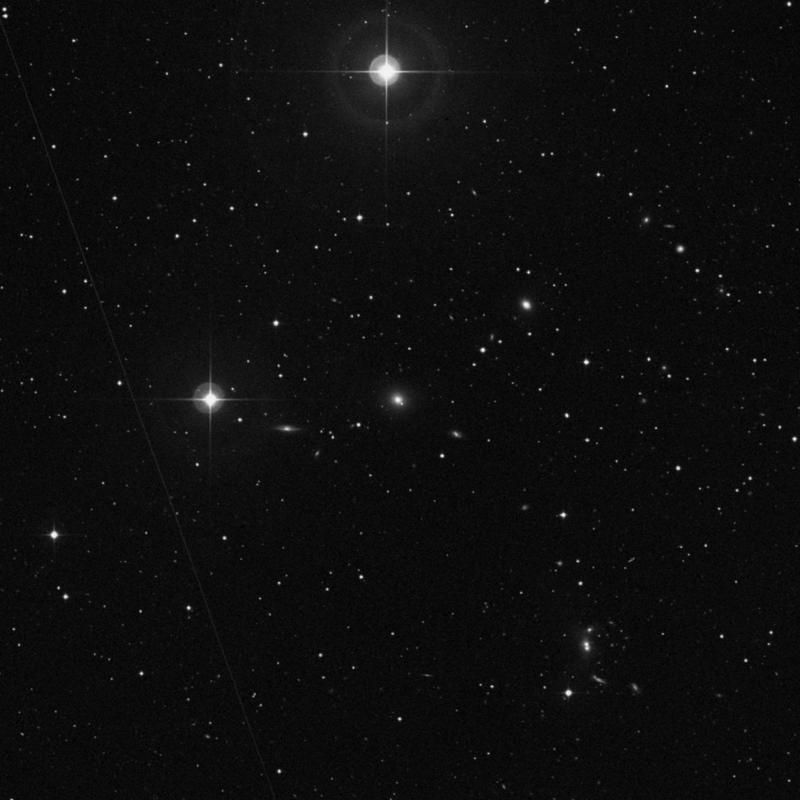 Image of IC 989 - Elliptical Galaxy star