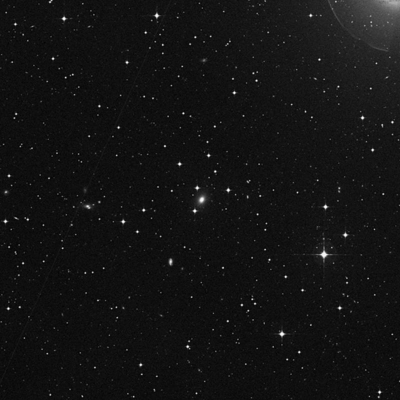 Image of NGC 3676 - Elliptical/Spiral Galaxy star
