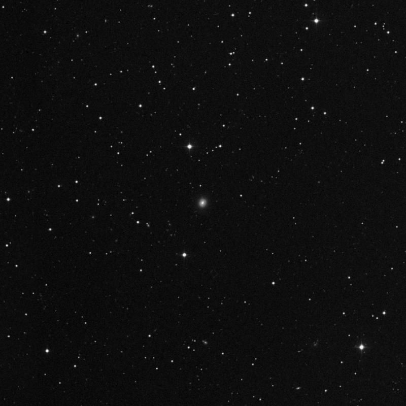 Image of NGC 3716 - Lenticular Galaxy in Leo star