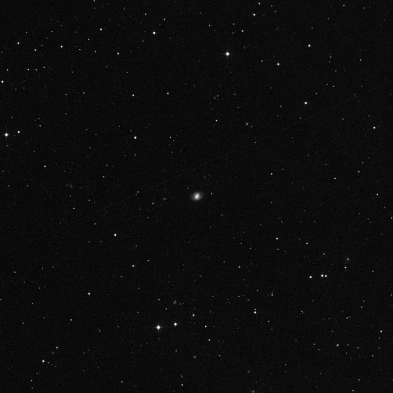 Image of NGC 3770 - Barred Spiral Galaxy in Ursa Major star