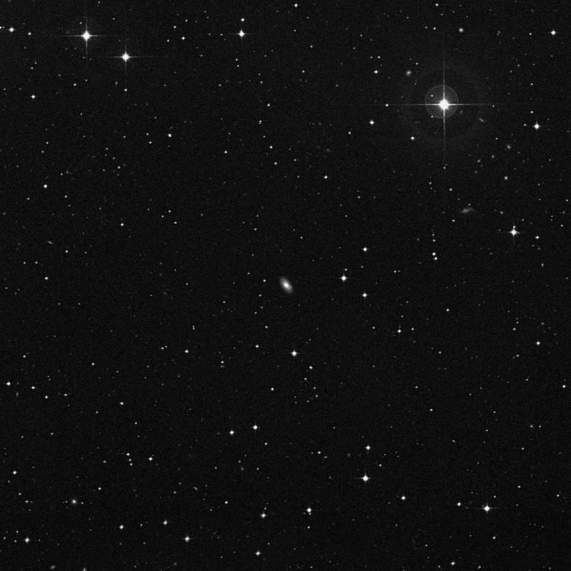 Image of NGC 3777 - Intermediate Spiral Galaxy star