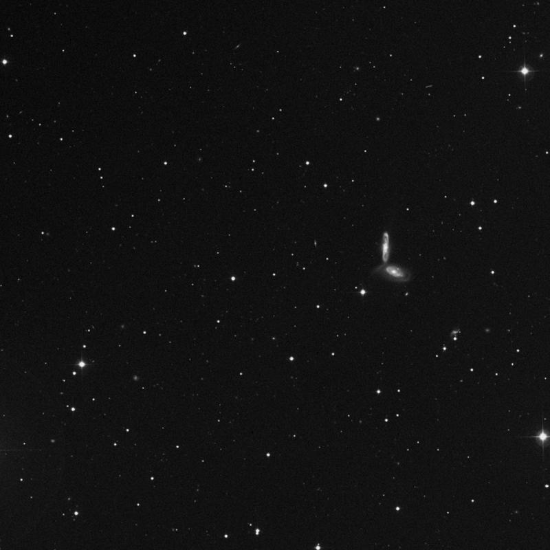 Image of NGC 3797 - Star in Ursa Major star