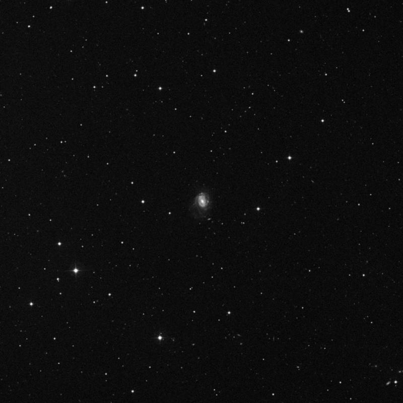 Image of NGC 3811 -  Galaxy in Ursa Major star