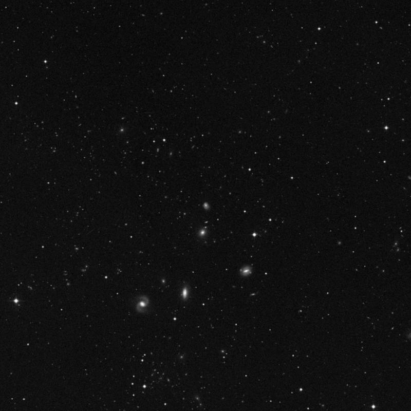 Image of NGC 3820 - Spiral Galaxy star