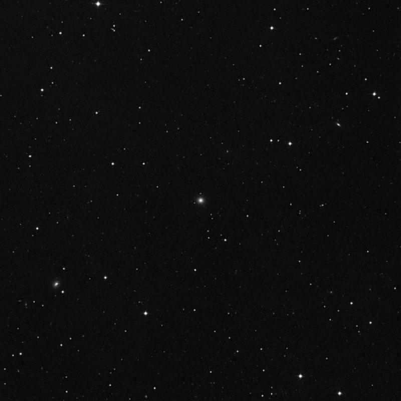 Image of NGC 3835A - Elliptical (E?) Galaxy in Ursa Major star