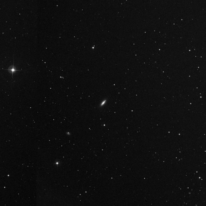 Image of NGC 3838 - Lenticular Galaxy in Ursa Major star
