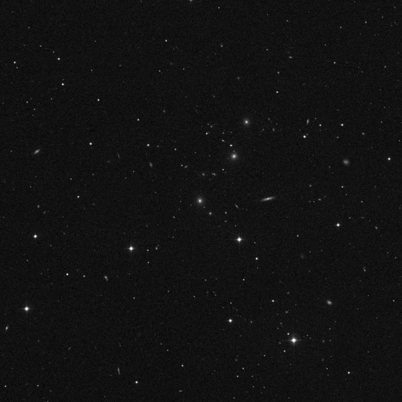 Image of NGC 3881 - Elliptical/Spiral Galaxy in Ursa Major star