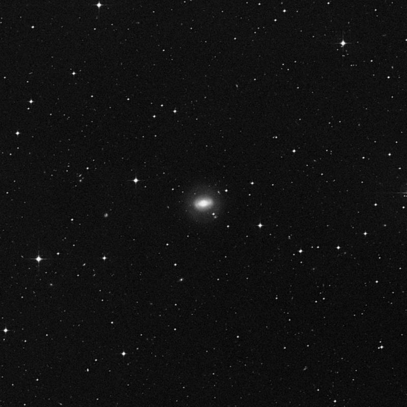 Image of NGC 3892 - Lenticular Galaxy star