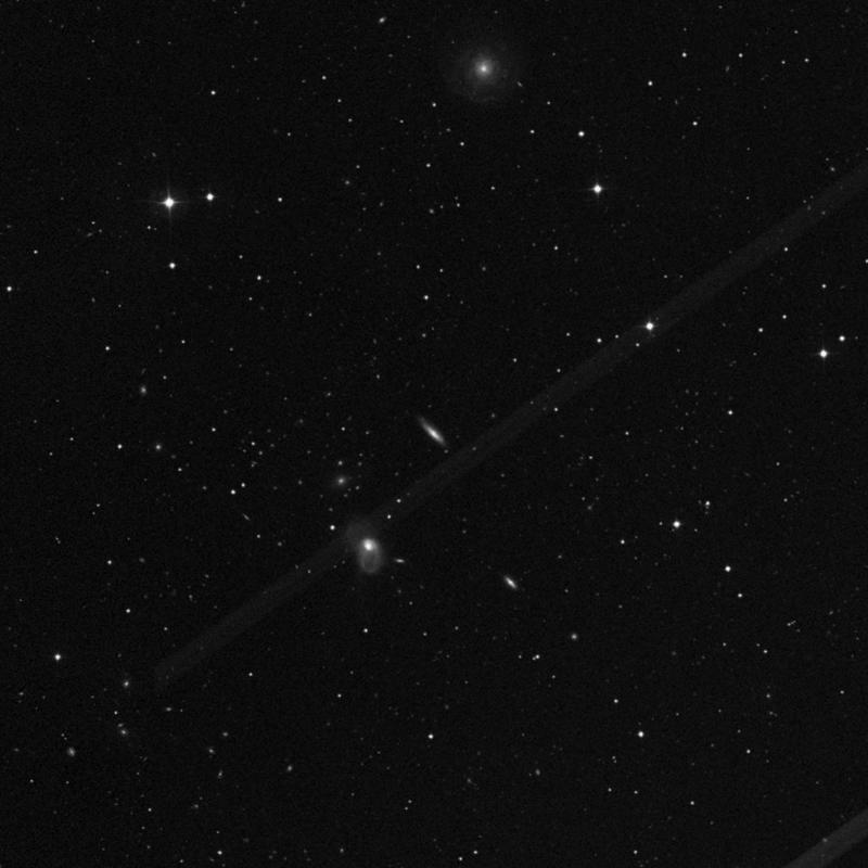 Image of NGC 3916 - Spiral Galaxy in Ursa Major star