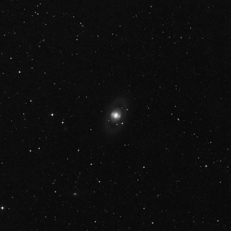 Image of NGC 3945 - Lenticular Galaxy in Ursa Major star