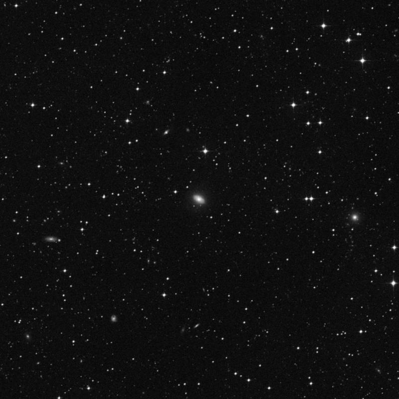 Image of NGC 3969 - Lenticular Galaxy star
