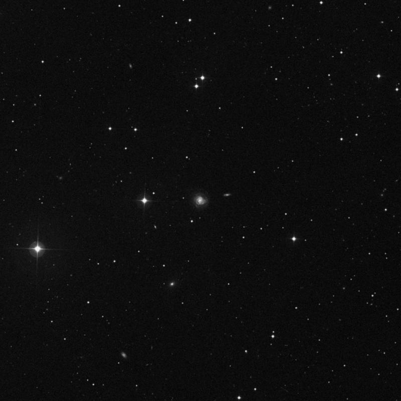 Image of NGC 3978 - Intermediate Spiral Galaxy in Ursa Major star