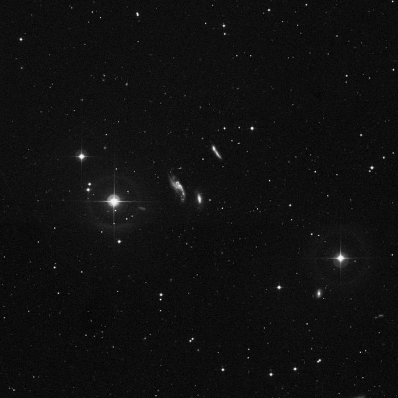Image of NGC 3994 - Spiral Galaxy in Ursa Major star