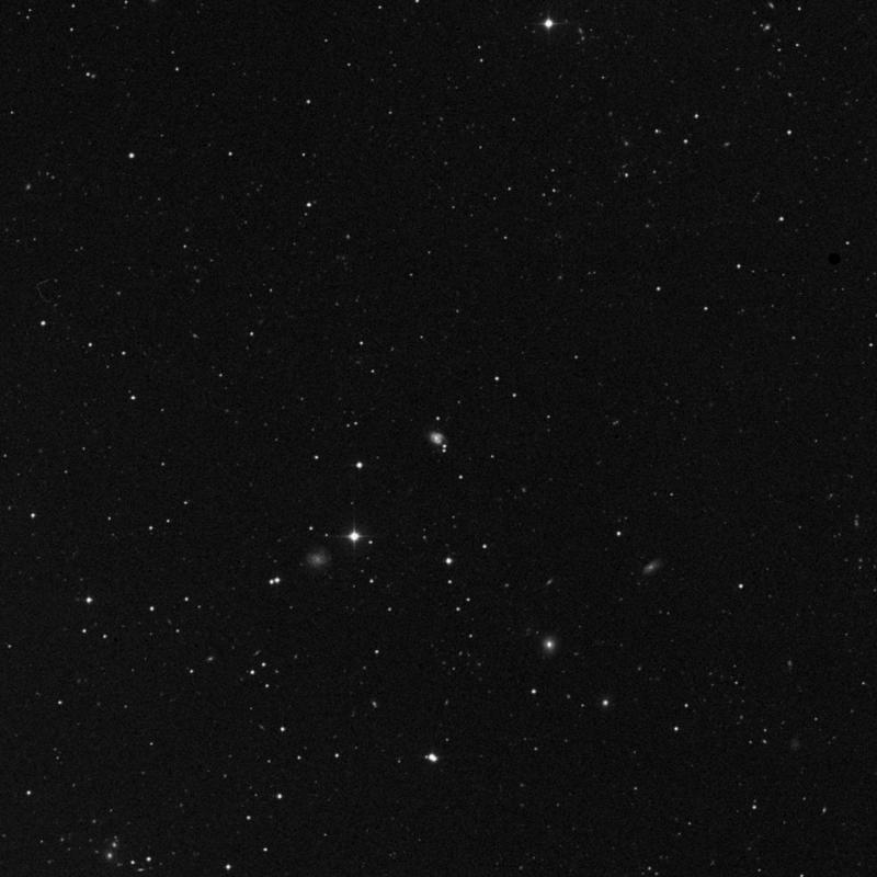 Image of NGC 4031 - Spiral Galaxy in Ursa Major star